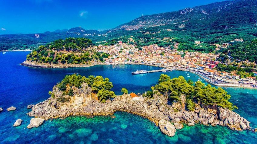 Cheap holidays to Parga Greece   Book Online